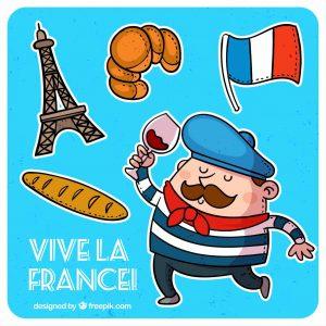 آموزش فرانسه به کودکان ایرانی خارج کشور